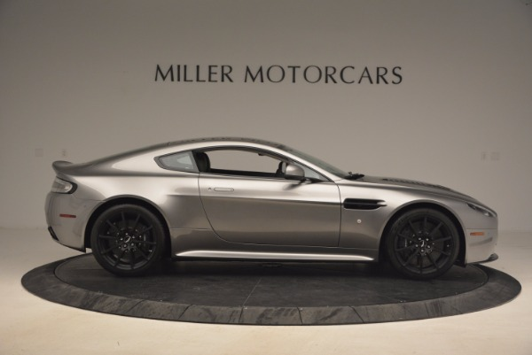 Used 2017 Aston Martin V12 Vantage S for sale Sold at Rolls-Royce Motor Cars Greenwich in Greenwich CT 06830 9