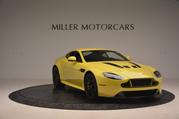 New 2017 Aston Martin V12 Vantage S for sale Sold at Rolls-Royce Motor Cars Greenwich in Greenwich CT 06830 10