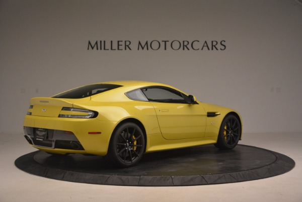 New 2017 Aston Martin V12 Vantage S for sale Sold at Rolls-Royce Motor Cars Greenwich in Greenwich CT 06830 7