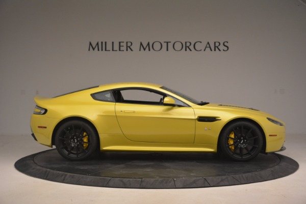 New 2017 Aston Martin V12 Vantage S for sale Sold at Rolls-Royce Motor Cars Greenwich in Greenwich CT 06830 8