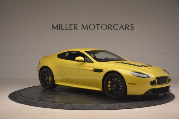 New 2017 Aston Martin V12 Vantage S for sale Sold at Rolls-Royce Motor Cars Greenwich in Greenwich CT 06830 9