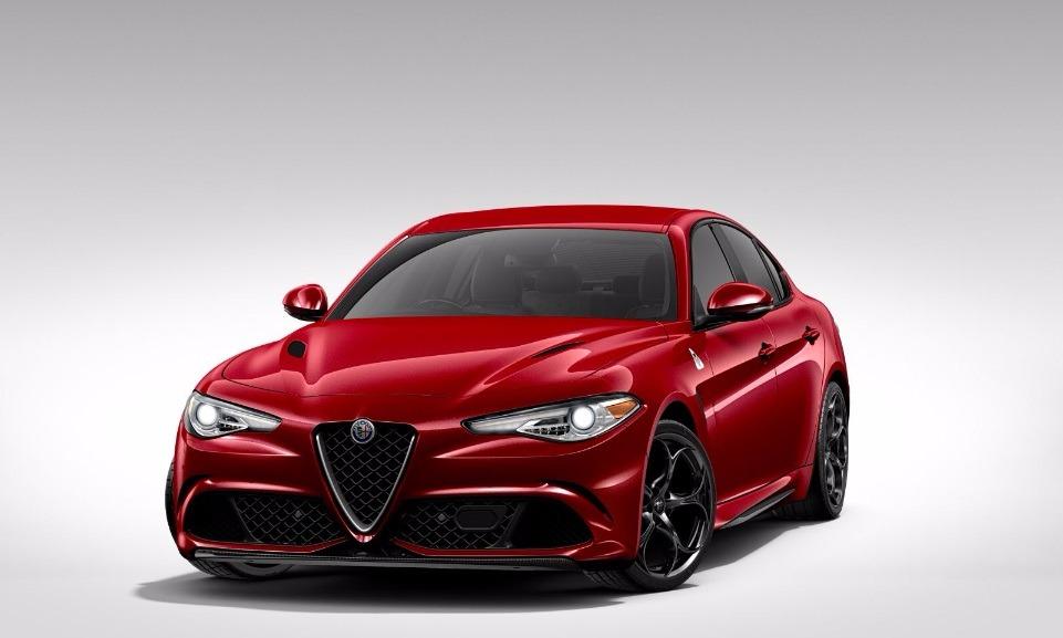 New 2017 Alfa Romeo Giulia Quadrifoglio Quadrifoglio for sale Sold at Rolls-Royce Motor Cars Greenwich in Greenwich CT 06830 1
