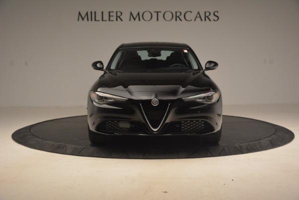 New 2017 Alfa Romeo Giulia Ti Q4 for sale Sold at Rolls-Royce Motor Cars Greenwich in Greenwich CT 06830 13