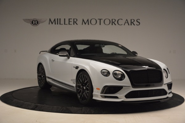 New 2017 Bentley Continental GT Supersports for sale Sold at Rolls-Royce Motor Cars Greenwich in Greenwich CT 06830 11