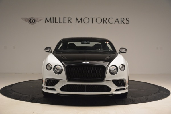 New 2017 Bentley Continental GT Supersports for sale Sold at Rolls-Royce Motor Cars Greenwich in Greenwich CT 06830 12