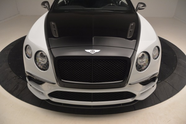 New 2017 Bentley Continental GT Supersports for sale Sold at Rolls-Royce Motor Cars Greenwich in Greenwich CT 06830 16