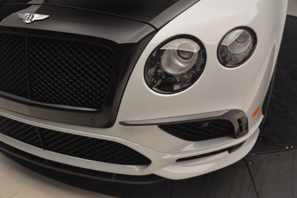New 2017 Bentley Continental GT Supersports for sale Sold at Rolls-Royce Motor Cars Greenwich in Greenwich CT 06830 17