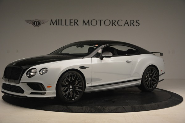 New 2017 Bentley Continental GT Supersports for sale Sold at Rolls-Royce Motor Cars Greenwich in Greenwich CT 06830 2