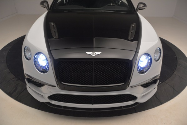New 2017 Bentley Continental GT Supersports for sale Sold at Rolls-Royce Motor Cars Greenwich in Greenwich CT 06830 20