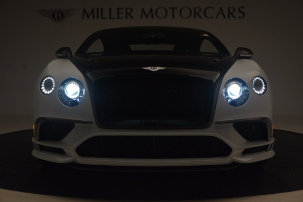 New 2017 Bentley Continental GT Supersports for sale Sold at Rolls-Royce Motor Cars Greenwich in Greenwich CT 06830 22
