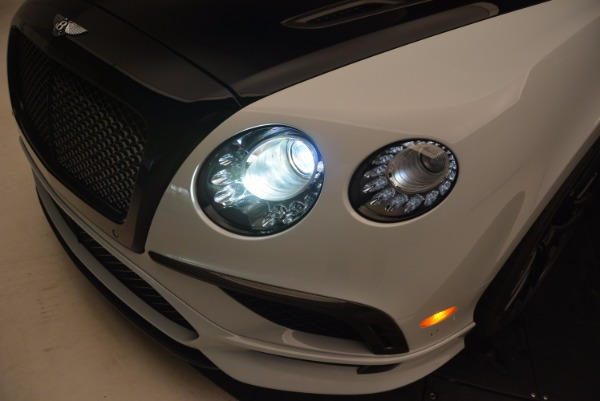 New 2017 Bentley Continental GT Supersports for sale Sold at Rolls-Royce Motor Cars Greenwich in Greenwich CT 06830 23