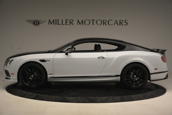 New 2017 Bentley Continental GT Supersports for sale Sold at Rolls-Royce Motor Cars Greenwich in Greenwich CT 06830 3