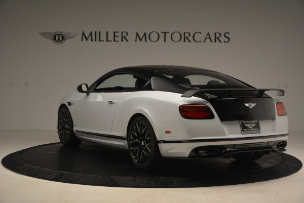 New 2017 Bentley Continental GT Supersports for sale Sold at Rolls-Royce Motor Cars Greenwich in Greenwich CT 06830 5