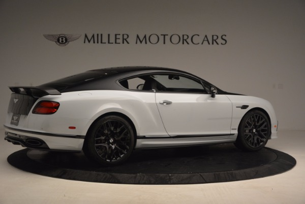 New 2017 Bentley Continental GT Supersports for sale Sold at Rolls-Royce Motor Cars Greenwich in Greenwich CT 06830 8