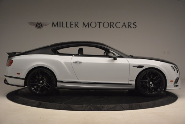 New 2017 Bentley Continental GT Supersports for sale Sold at Rolls-Royce Motor Cars Greenwich in Greenwich CT 06830 9