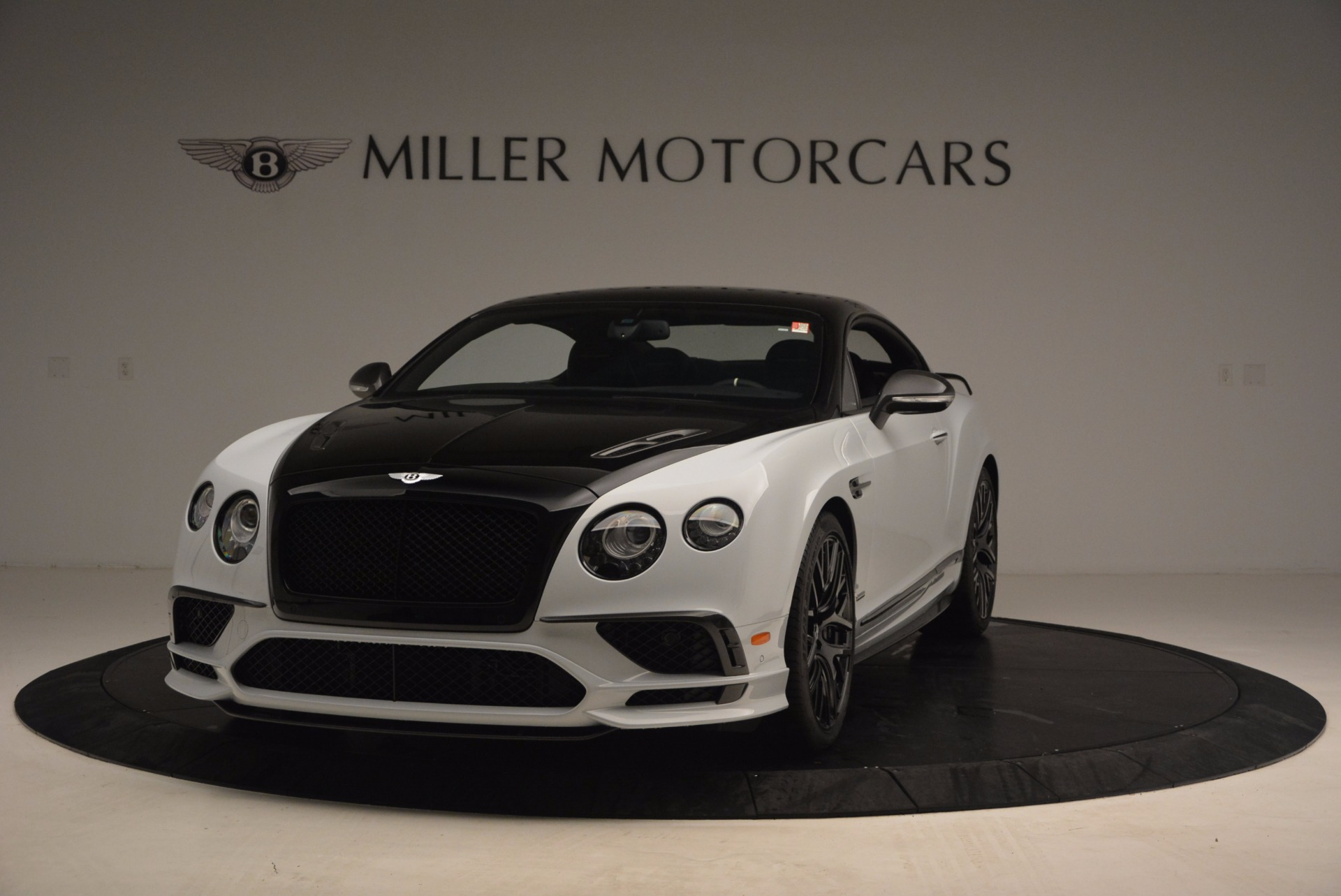 New 2017 Bentley Continental GT Supersports for sale Sold at Rolls-Royce Motor Cars Greenwich in Greenwich CT 06830 1