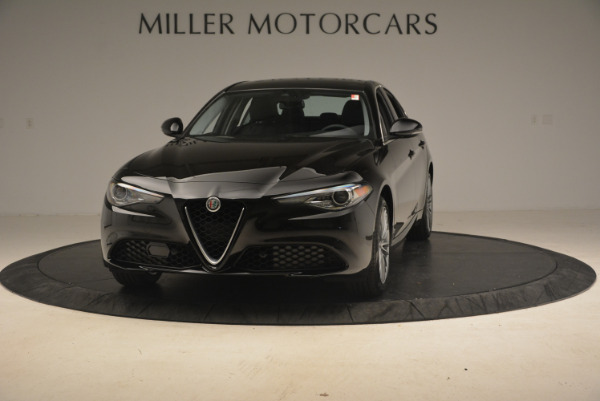 New 2017 Alfa Romeo Giulia Ti Q4 for sale Sold at Rolls-Royce Motor Cars Greenwich in Greenwich CT 06830 2