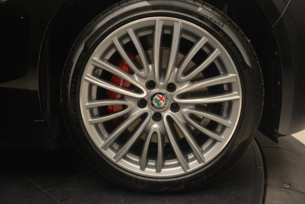 New 2017 Alfa Romeo Giulia Ti Q4 for sale Sold at Rolls-Royce Motor Cars Greenwich in Greenwich CT 06830 25