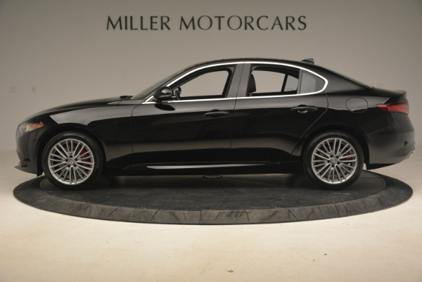 New 2017 Alfa Romeo Giulia Ti Q4 for sale Sold at Rolls-Royce Motor Cars Greenwich in Greenwich CT 06830 3