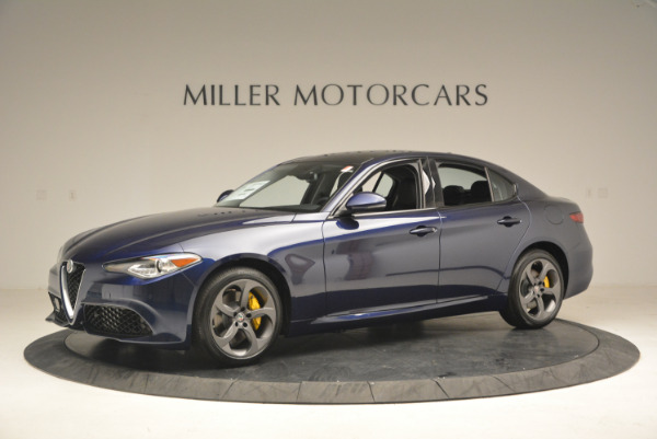 New 2017 Alfa Romeo Giulia Sport Q4 for sale Sold at Rolls-Royce Motor Cars Greenwich in Greenwich CT 06830 2