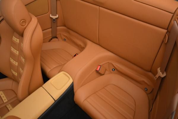 Used 2010 Ferrari California for sale Sold at Rolls-Royce Motor Cars Greenwich in Greenwich CT 06830 28