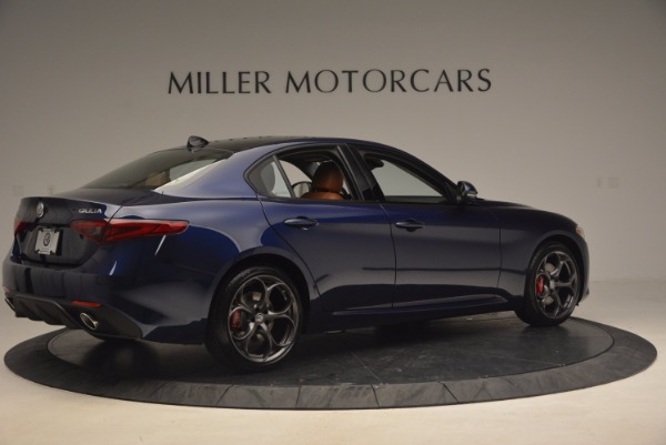 New 2017 Alfa Romeo Giulia Ti Q4 for sale Sold at Rolls-Royce Motor Cars Greenwich in Greenwich CT 06830 8
