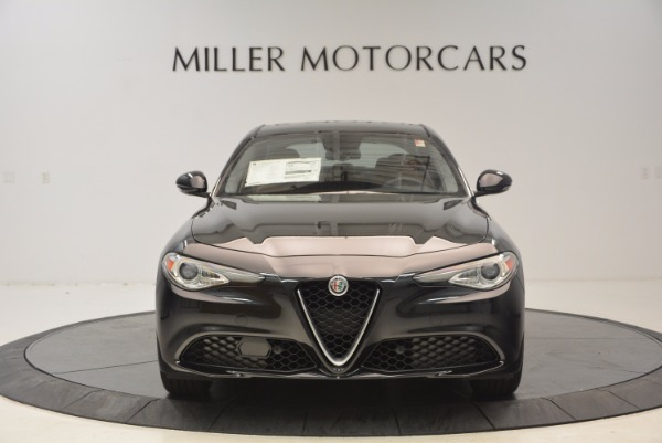 New 2017 Alfa Romeo Giulia Ti Q4 for sale Sold at Rolls-Royce Motor Cars Greenwich in Greenwich CT 06830 12