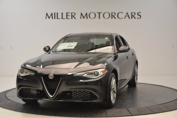 New 2017 Alfa Romeo Giulia Ti Q4 for sale Sold at Rolls-Royce Motor Cars Greenwich in Greenwich CT 06830 1