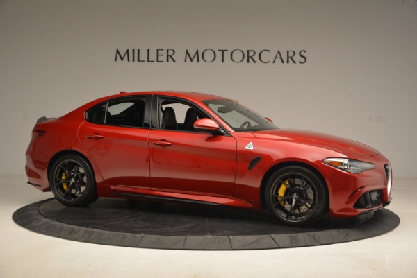 Used 2017 Alfa Romeo Giulia Quadrifoglio for sale Sold at Rolls-Royce Motor Cars Greenwich in Greenwich CT 06830 10