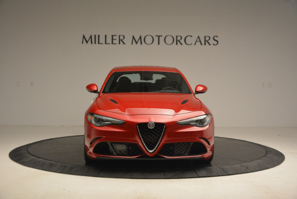 Used 2017 Alfa Romeo Giulia Quadrifoglio for sale Sold at Rolls-Royce Motor Cars Greenwich in Greenwich CT 06830 12