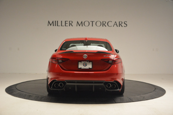 Used 2017 Alfa Romeo Giulia Quadrifoglio for sale Sold at Rolls-Royce Motor Cars Greenwich in Greenwich CT 06830 6
