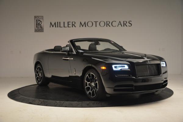 New 2018 Rolls-Royce Dawn Black Badge for sale Sold at Rolls-Royce Motor Cars Greenwich in Greenwich CT 06830 11