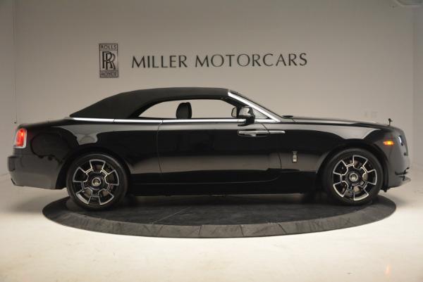 New 2018 Rolls-Royce Dawn Black Badge for sale Sold at Rolls-Royce Motor Cars Greenwich in Greenwich CT 06830 21
