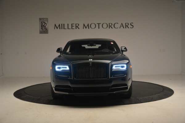 New 2018 Rolls-Royce Dawn Black Badge for sale Sold at Rolls-Royce Motor Cars Greenwich in Greenwich CT 06830 24