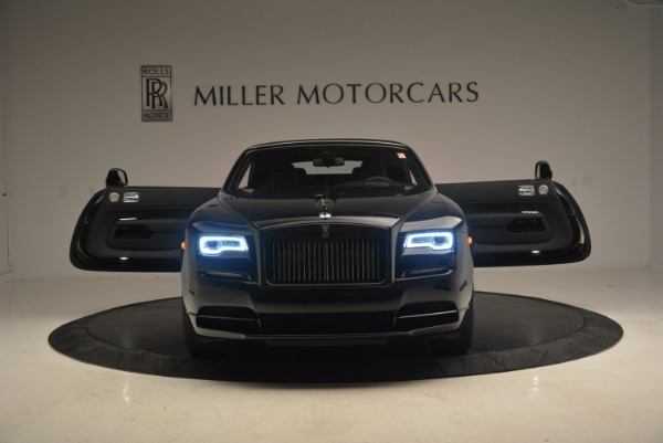 New 2018 Rolls-Royce Dawn Black Badge for sale Sold at Rolls-Royce Motor Cars Greenwich in Greenwich CT 06830 25