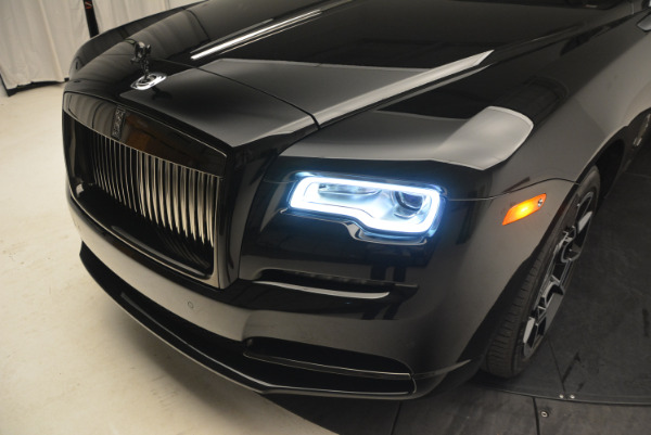New 2018 Rolls-Royce Dawn Black Badge for sale Sold at Rolls-Royce Motor Cars Greenwich in Greenwich CT 06830 27