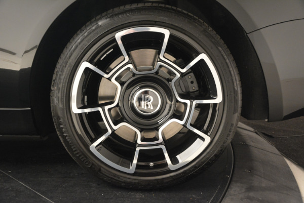 New 2018 Rolls-Royce Dawn Black Badge for sale Sold at Rolls-Royce Motor Cars Greenwich in Greenwich CT 06830 28