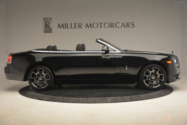 New 2018 Rolls-Royce Dawn Black Badge for sale Sold at Rolls-Royce Motor Cars Greenwich in Greenwich CT 06830 9