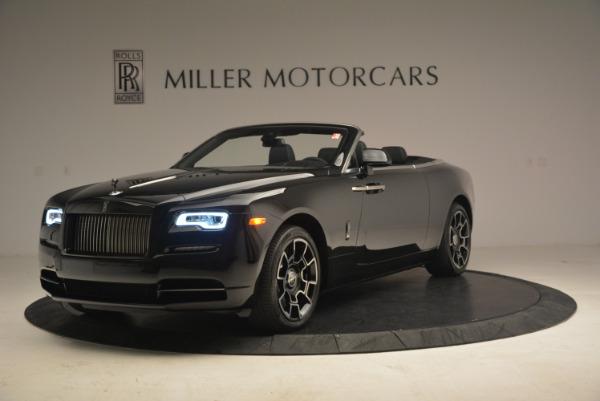 New 2018 Rolls-Royce Dawn Black Badge for sale Sold at Rolls-Royce Motor Cars Greenwich in Greenwich CT 06830 1