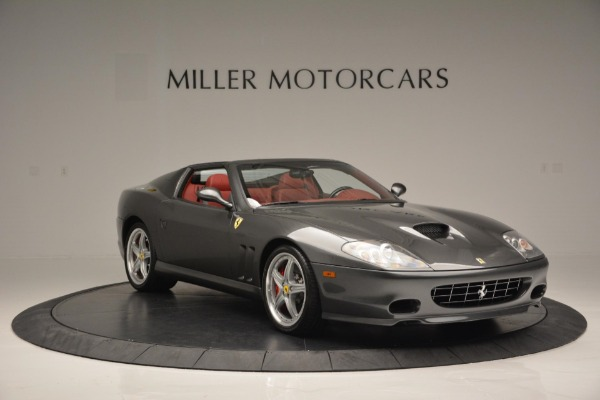Used 2005 Ferrari Superamerica for sale $339,900 at Rolls-Royce Motor Cars Greenwich in Greenwich CT 06830 11