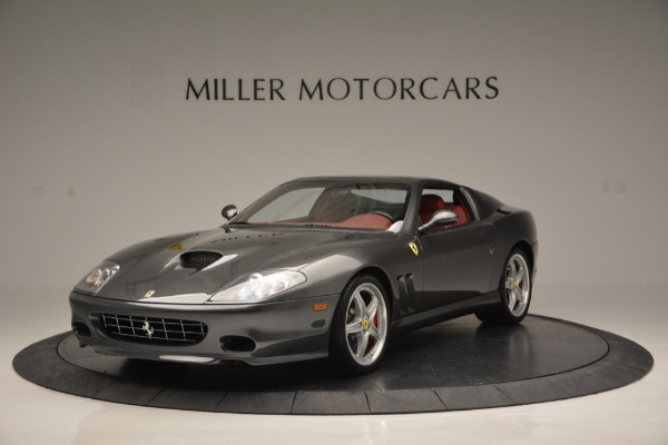 Used 2005 Ferrari Superamerica for sale $339,900 at Rolls-Royce Motor Cars Greenwich in Greenwich CT 06830 13