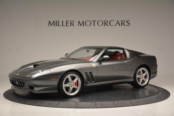 Used 2005 Ferrari Superamerica for sale $349,900 at Rolls-Royce Motor Cars Greenwich in Greenwich CT 06830 14