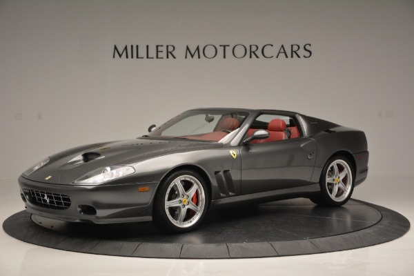 Used 2005 Ferrari Superamerica for sale $339,900 at Rolls-Royce Motor Cars Greenwich in Greenwich CT 06830 2