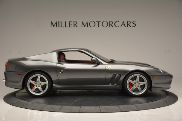 Used 2005 Ferrari Superamerica for sale $339,900 at Rolls-Royce Motor Cars Greenwich in Greenwich CT 06830 21
