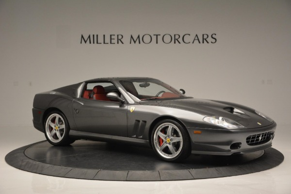Used 2005 Ferrari Superamerica for sale $339,900 at Rolls-Royce Motor Cars Greenwich in Greenwich CT 06830 22