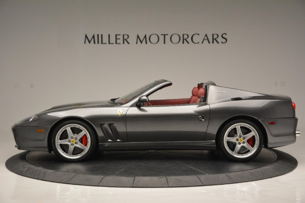 Used 2005 Ferrari Superamerica for sale $339,900 at Rolls-Royce Motor Cars Greenwich in Greenwich CT 06830 3
