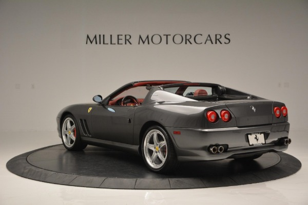 Used 2005 Ferrari Superamerica for sale $339,900 at Rolls-Royce Motor Cars Greenwich in Greenwich CT 06830 5