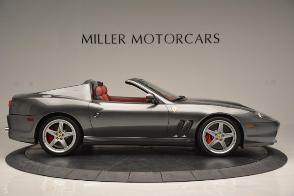 Used 2005 Ferrari Superamerica for sale $339,900 at Rolls-Royce Motor Cars Greenwich in Greenwich CT 06830 9