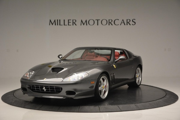 Used 2005 Ferrari Superamerica for sale $339,900 at Rolls-Royce Motor Cars Greenwich in Greenwich CT 06830 1