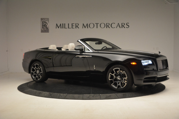 Used 2018 Rolls-Royce Dawn Black Badge for sale Call for price at Rolls-Royce Motor Cars Greenwich in Greenwich CT 06830 10